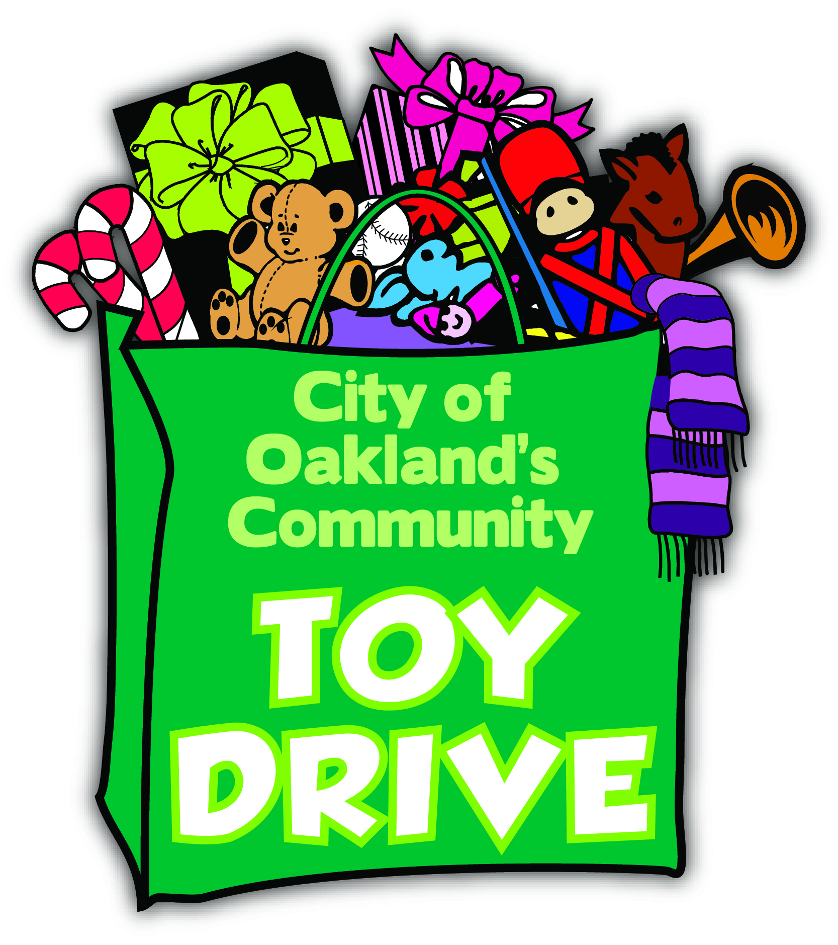 2017 Updated City Of Oakland Toy Drive