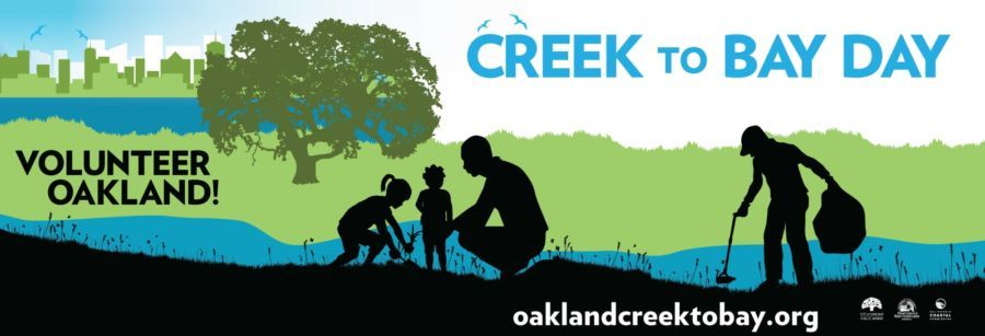 Oakland Creek to Bay Day Image