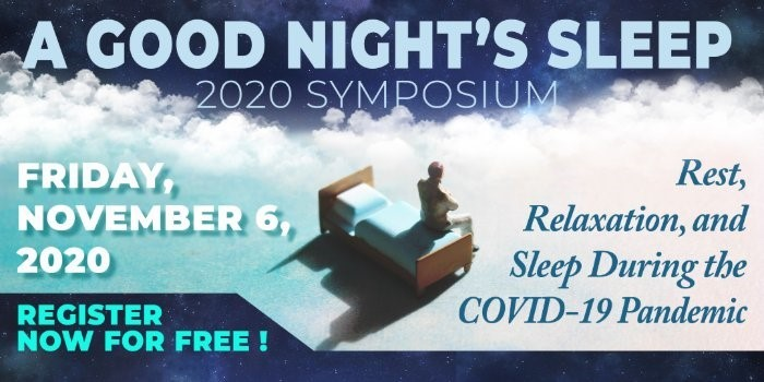 DOSC Presents: A Good Night's Sleep Symposium 2020 Image