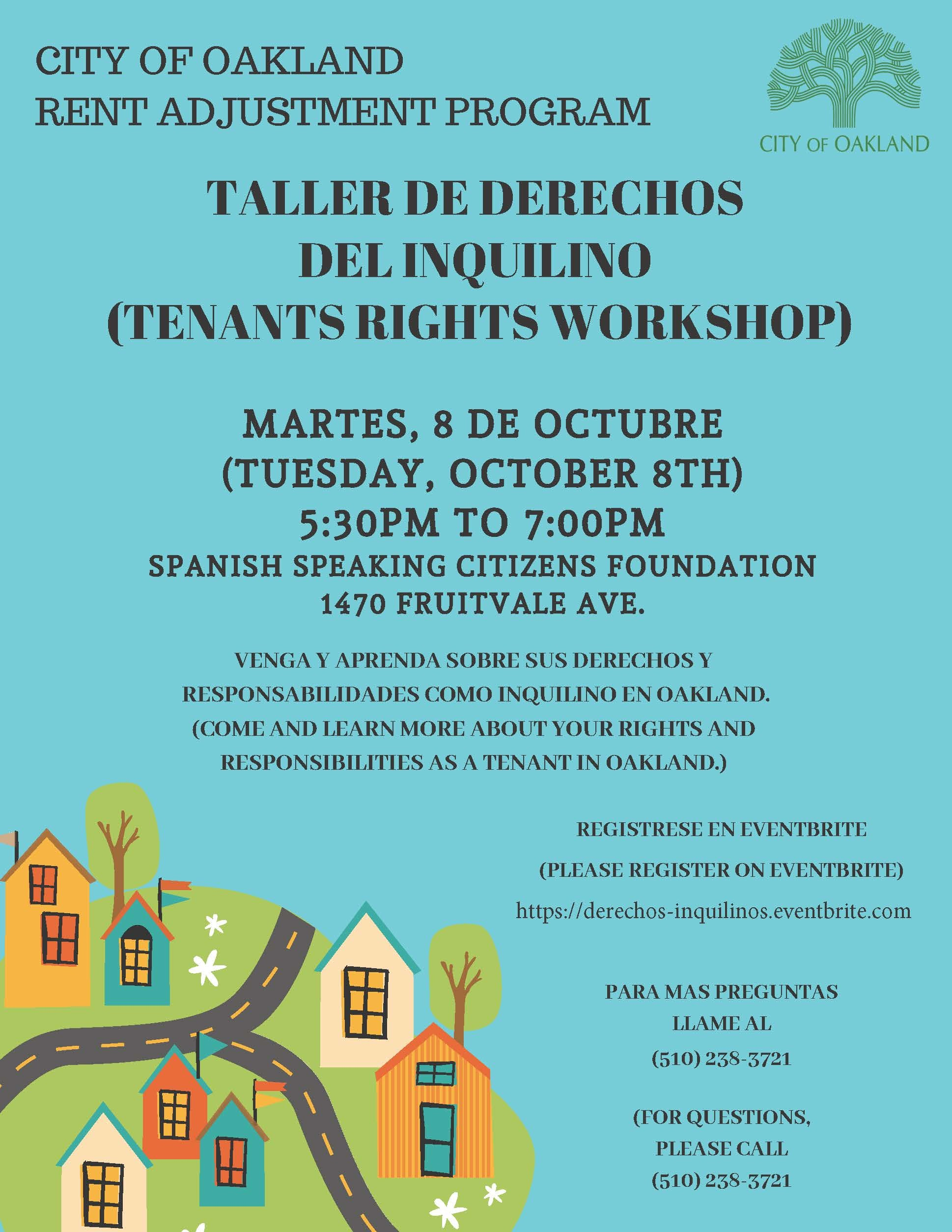FINAL Tenant Rights Workshop Spanish 10 8 2019