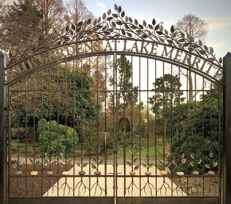 Gates for the Gardens at Lake Merritt