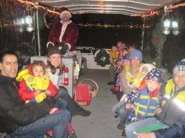 Holiday Caroling on Lake Merritt Image