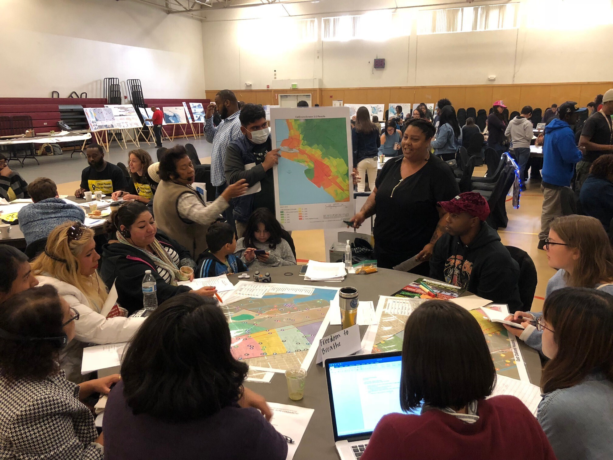 East Oakland Neighborhoods Initiative Final Convening Image