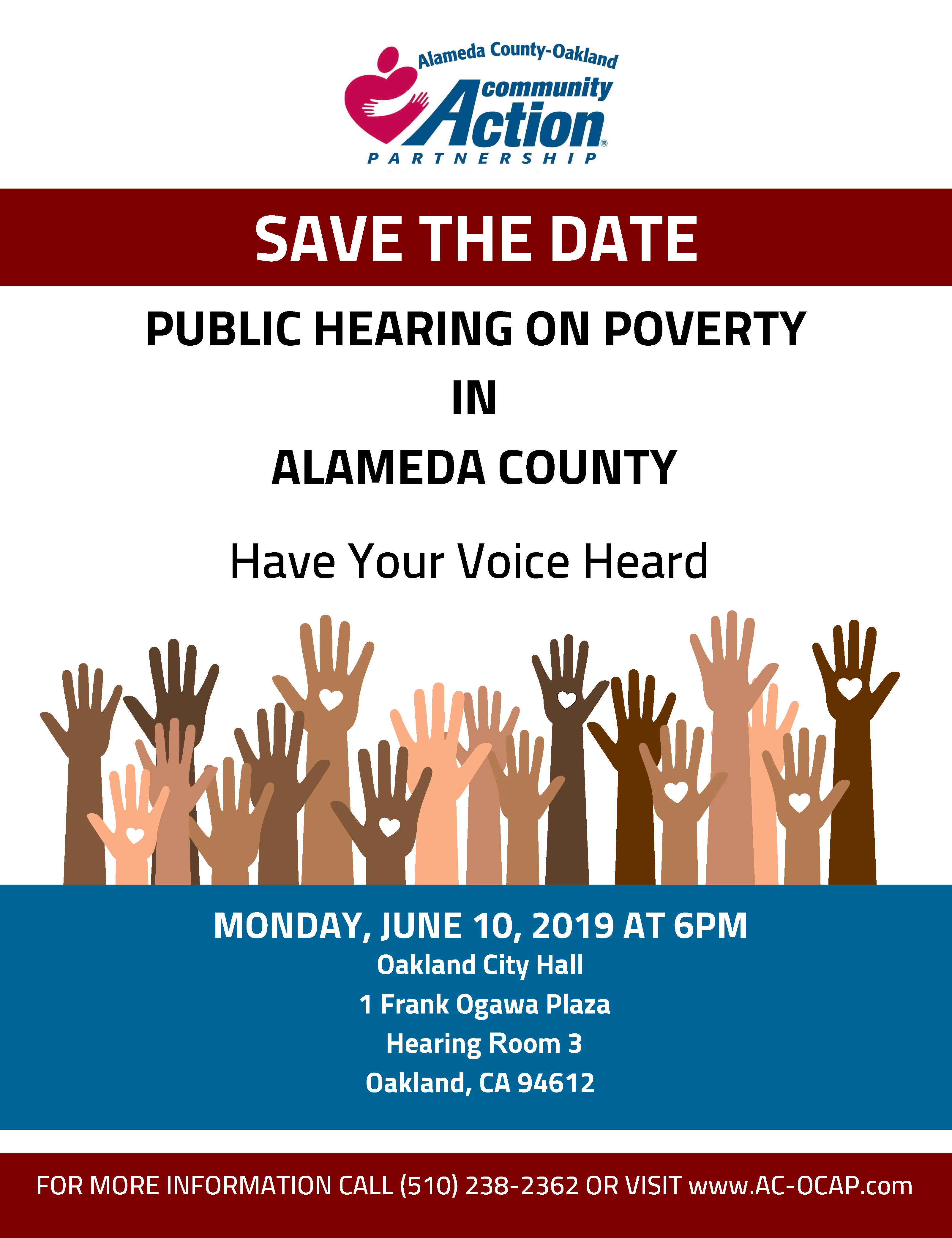 Public Hearing Save the Date English