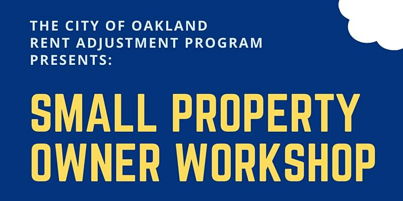 Small Property Owner Workshop Image