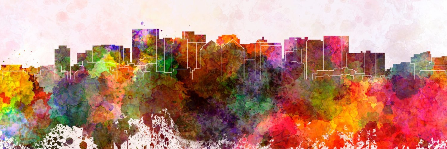 Attorney City Of Oakland Landscape Painting
