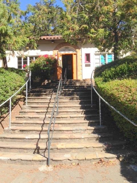 Center Steps
