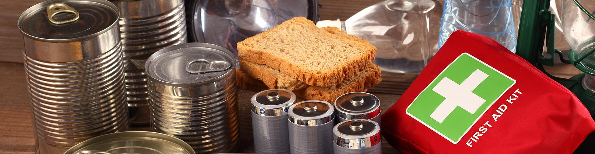 Family Preparedness Kit items