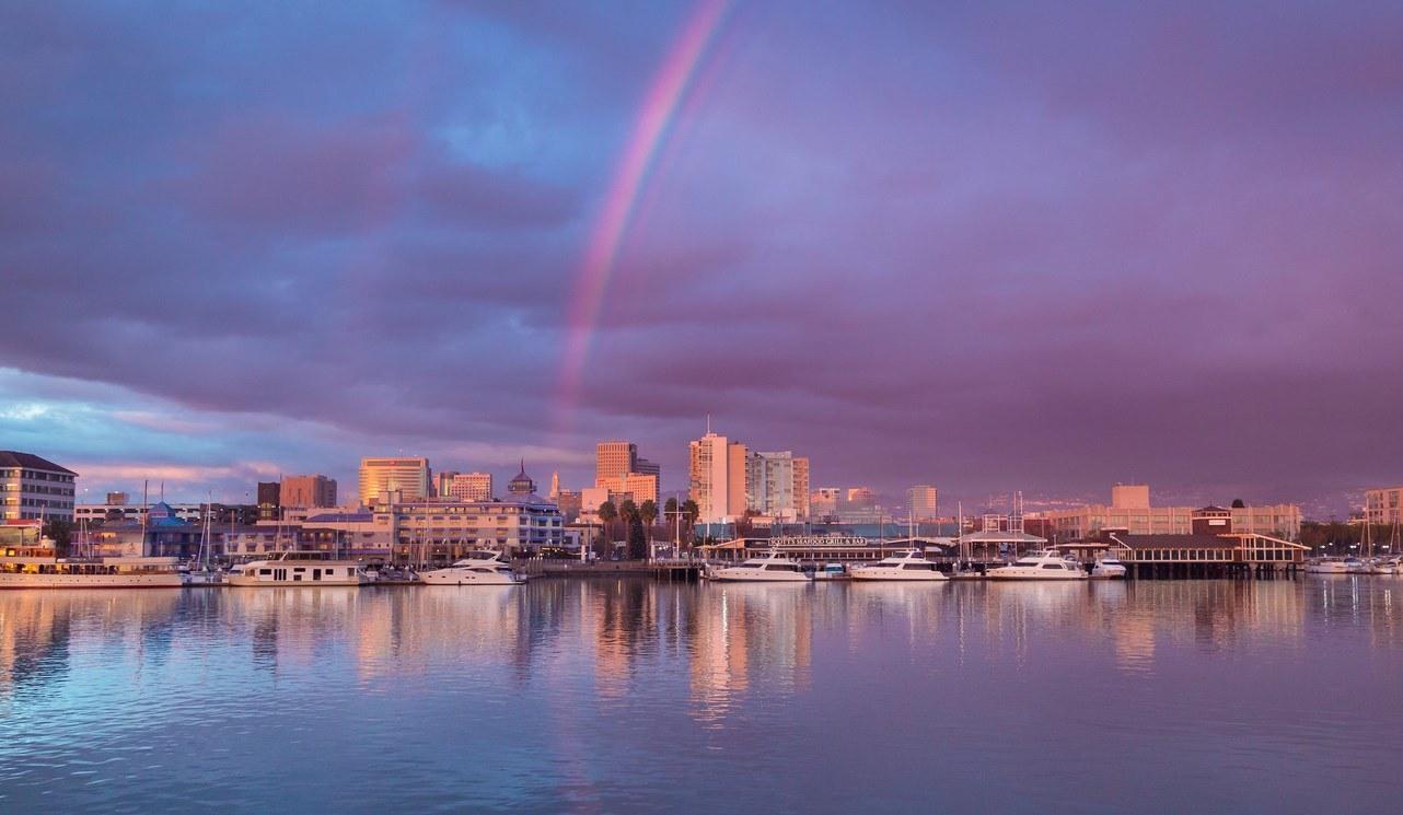 Jack London Rainbow
