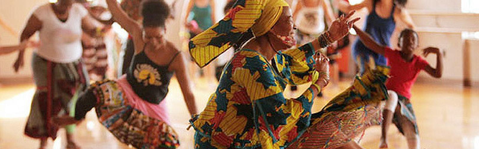 Malonga Congolese Dance Class Cityhero