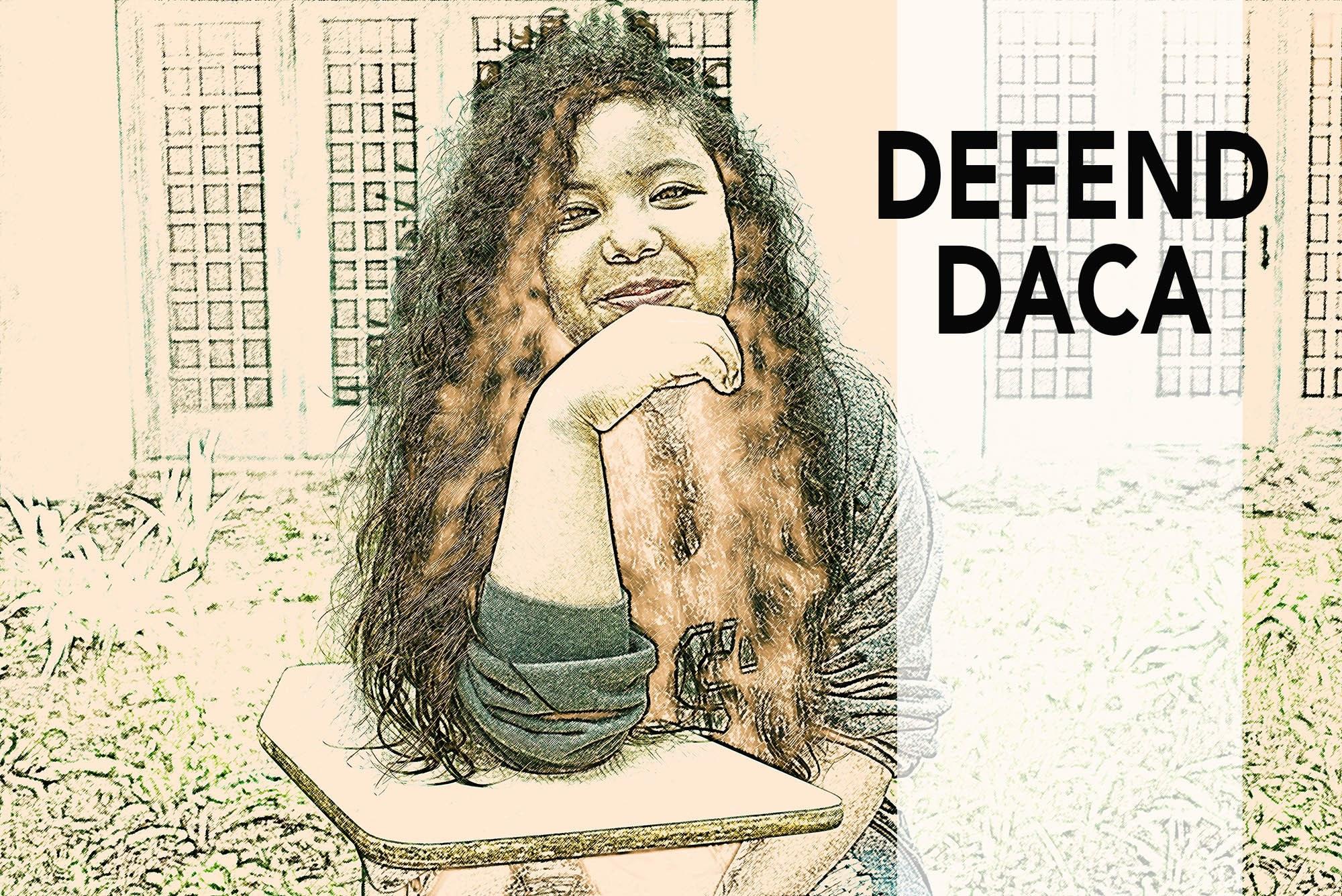 Defend Daca 1