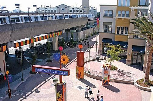 Fruitvale Transit Village