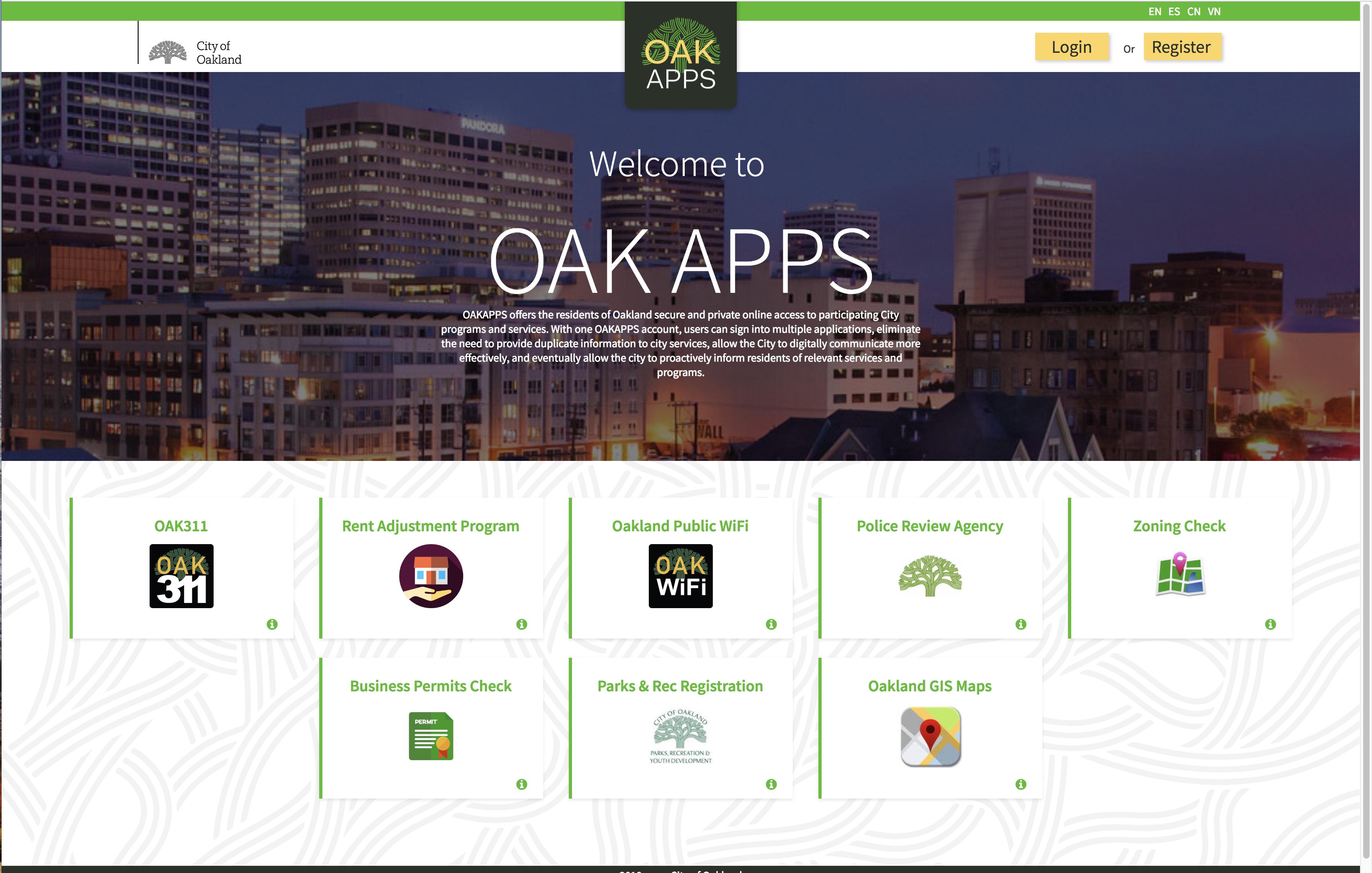 Oakapps