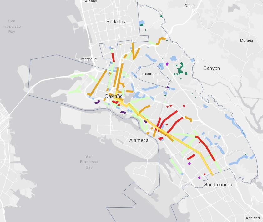 Oakdot Project Map Screencap