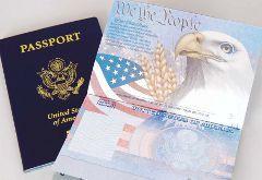 Unitedstatespassportcoveranddatapage